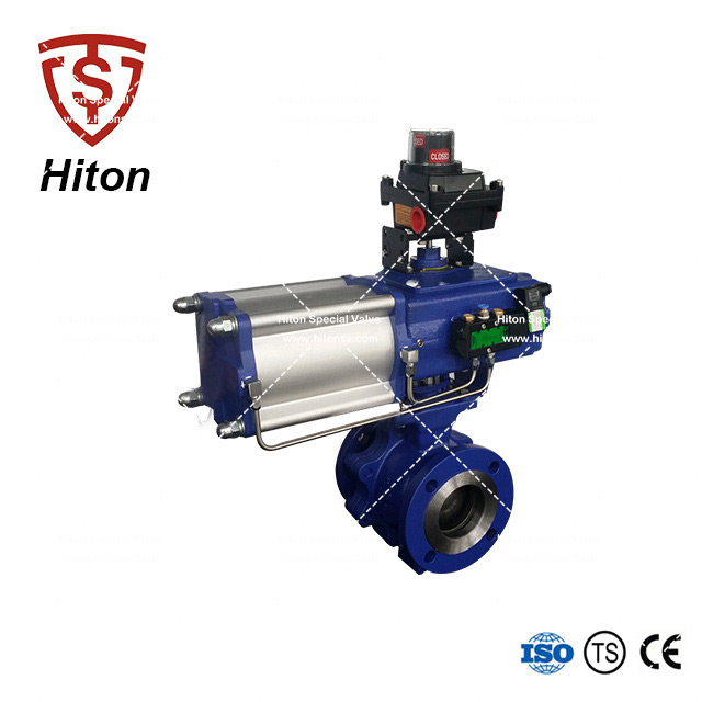 Trunnion type ball Valve