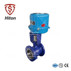 Electric Segment Ball Valve