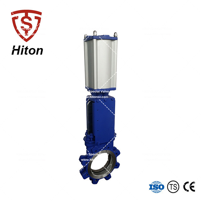 Wafer Knife Edge Gate Valve
